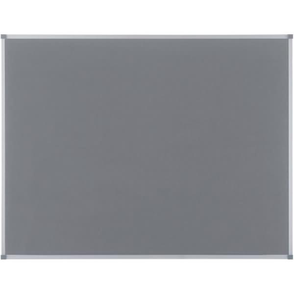 Nobo textiltafel elipse 90x60cm grau for Tafelfarbe grau