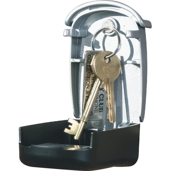 Schlüsselbox Mit Zahlenschloss Schlüsselbox Ks1 Mit