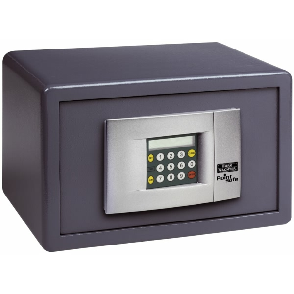 burg w chter m beleinsatztresor point safe bxtxh 350x300x255mm elektronikschloss dunkelgrau. Black Bedroom Furniture Sets. Home Design Ideas