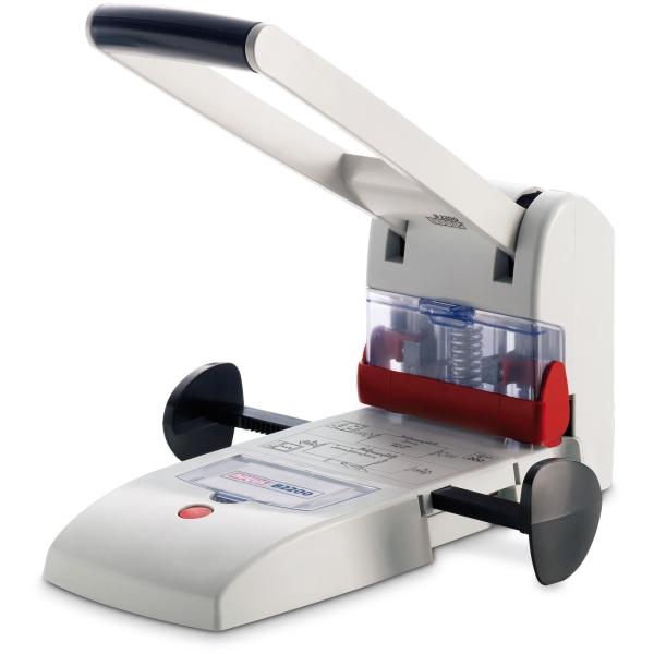 Novus blocklocher b2200 bis 200 blatt grau for Schreibtisch 0488
